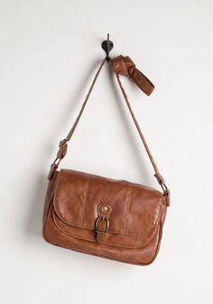 Merry to Carry Bag in Chestnut   Mod Retro Vintage Bags   ModCloth.com