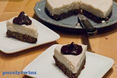 raw cream glutenfree cake