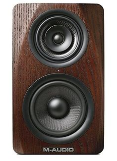 M-Audio M3-6 (Single Speaker) 3-Way Active Studio Monitor with 6-inch Woven Kevlar Woofer: Amazon.co.uk: Musical Instruments