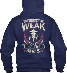 Discover Vet Tech Limited Edition T-Shirt, a custom product made just for you by Teespring. - Vet Tech Not For The Weak Cause This Ain't No Cna Nurse, Nurse Humor, Nurse Life, Nursing Assistant, All I Ever Wanted, Work Shirts, Nursing Students, Hoodies, Sweatshirts