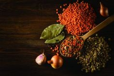 Lentils are a protein and nutrient rich legume, once considered a cheaper form of meat for families. Lentils, Protein, Food, Gourmet, Lenses, Eten, Lens, Meals, Diet