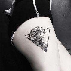 The Korean Blackwork Of Sou Tattooer   Tattoodo.com