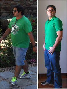 Nome Pedro Lourenço  Residência Portugal  Idade 30 anos  Peso Incial 106 kg  Peso Actual 85,5 kg  Programa Be-Slim Emagrecimento 4 meses  Peso perdido : -20 kg  https://www.be-slim.pt/testemunhos/aqui-eu-consigo