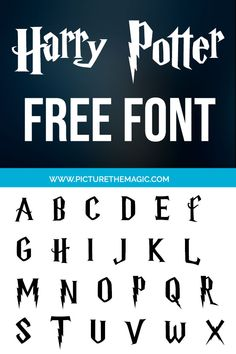 Home Grid with Sidebar - I'm a girl writing an article. Harry Potter Font Download, Harry Potter Font Free, Harry Potter Font Generator, Harry Potter Letter, Harry Potter Book Covers, Harry Potter Printables, Harry Potter Schrift, Star Wars Font, Free Fonts For Cricut