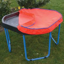 Outdoor Plastic Active World Tray Cover