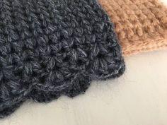 Scuola di Uncinetto Allegretta Handmade Lez.6: Punto maglia - YouTube