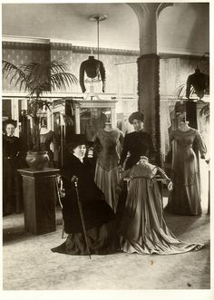 Maison de Vries, Amsterdam, 1909