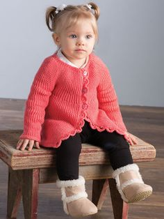 6b6527542 24 Best Baby Jacket   Cardigan Knitting Patterns images in 2019 ...