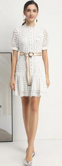 Les 14 meilleures images de Mini robe blanche | Mini robe