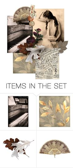 """""""Collage of a Vintage Love"""" by giovanina-001 ❤ liked on Polyvore featuring art and vintage"""