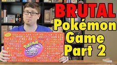 The BRUTAL Pokemon Board Game - Master Trainer 2