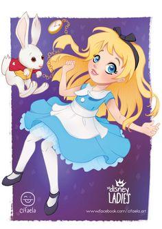 *Alice no País das Maravilhas