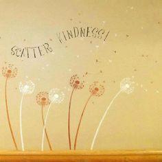 1-Dandelion-stencil-wall-decor-DIY