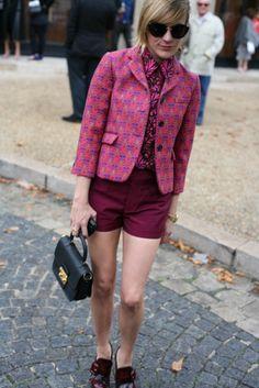 Chloe Sevigny shot by Stefania Yarhi in Paris, October 2012.