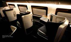 British Airways First Suite