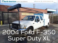 Car of the day 2004 Ford F-350 Super Duty with 82,887 miles for $10,391
