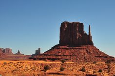 The Monument Valley. Want to see!