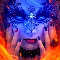 Ice Binding Spell Psychic Clairvoyant