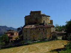 Living in the middle age - Castel di Luco, Ascoli Piceno