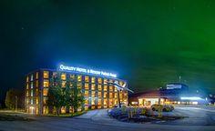 Fasade Quality Hotel Frösö Park