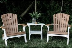 Wildridge Heritage Outdoor Folding Adirondack Chair - Ships in Business Days Outdoor Chairs, Outdoor Furniture, Outdoor Decor, 8 Weeks, Lead Time, Porch, Deck, Relax, Yard