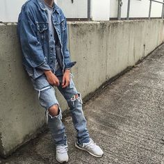 Street Denim'in Stunt