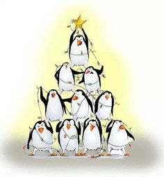 #penguin #christmastree #letterstosanta http://www.fatherchristmasletters.co.uk/letter-from-santa.asp
