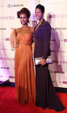 ← Previous Next →  Iman and her daughter Zulekha Haywood