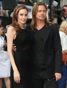 Angelina Jolie walks her first red carpet (for 'WWZ') since double mastectomy