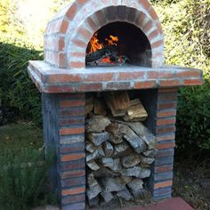 how to build an outdoor brick pizza oven outdoor decor