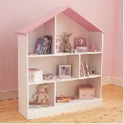 Mia Dolls House Bookcase White At Argos Co Uk Your Online For Bookcases And Shelving Units Children S Toy Bo Storage