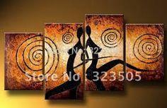 Resultado de imagen para african art decoration living room