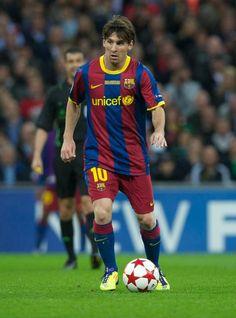 Los cambios de look de Leo Messi