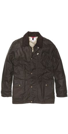 Filson Cover Cloth Weekender Coat My Better Half, Rugged Style, Weekender, Your Style, Bomber Jacket, How To Wear, Jackets, Stuff To Buy, Fashion Design