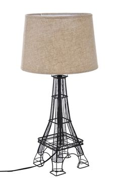 Tower, Table Lamp, Retro, Lighting, Vintage, Home Decor, Rook, Table Lamps, Decoration Home
