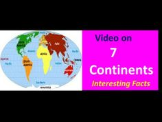7 Continents of The World - Movie