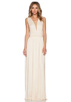 Rachel Pally Giulietta Dress in Cream | REVOLVE