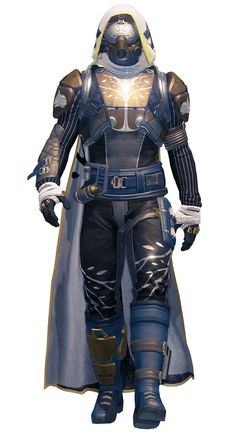 Destiny----Hunter, Iron Banner