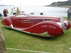 1939 Delahaye 165 M Figoni & Falaschi Cabriolet