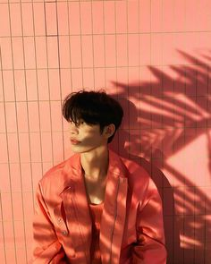 bright lightining my day by being my sun, with its orangish-red colors☀️ Bright Wallpaper, Couple Wallpaper, Helle Wallpaper, Bright Pictures, Thai Drama, Handsome Boys, Film, Pretty Boys, Cute Wallpapers