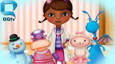 "Doc McStuffins and Friends » ของเล่นหมอน่ารักและเพื่อน ๆ ► QQtv ► ""ติดตาม""…"