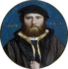 Hans Holbein the Younger - Hans of Antwerp (Victoria and Albert Museum).