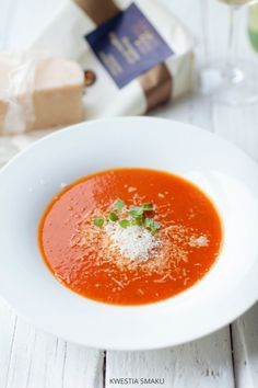 Fresh Tomato Soup, Thai Red Curry, Ramen, Cantaloupe, Meals, Dinners, Food To Make, Cooking Recipes, Fruit