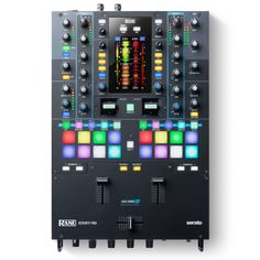 DJ EXPO 2017: Rane's Seventy Two mixer officially announced - https://djworx.com/dj-expo-2017-ranes-seventy-two-mixer/