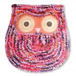 Owl Mat from www.hunkydoryhome.com