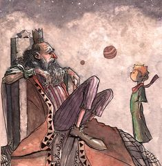 150 Artists Collaborate To Illustrate The Book Le Petit Prince. By Rodrigo Lujan Petite France, Baby Painting, Gcse Art, The Little Prince, Classic Books, Amazing Art, Fairy Tales, Cool Art, Art Drawings