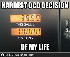 Hardest decision of my life hahaha!