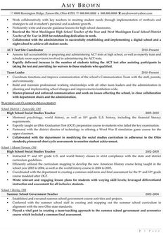 Counseling Resume Career Statements #career #statements  Career Statements  Pinterest