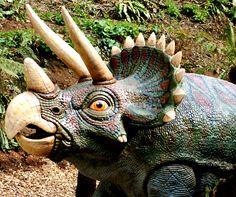 Wookey Hole - Dinosaur statues, caves, mirror maze, fairy garden, wookey witch - £55
