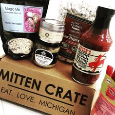 Mitten Crate would make a great gift!